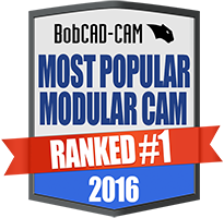 BobCAD-CAM Most Popular Modular CAM