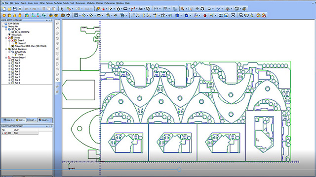 BobCAD-CAM Nesting Video Training Series