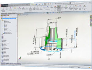 Define PMI directly in 3D
