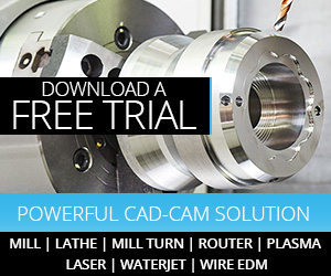 Free Trial of BobCAD-CAM CAD-CAM Software