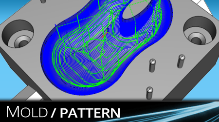 BobCAD-CAM Mold/Pattern Industry Solutions
