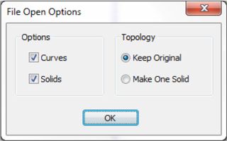 File Open Options