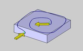 BobCAD-CAM V30 Mill Express New Feature Facing Operation Enhancements