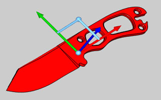 BobCAD-CAM V30 New Feature Scale Sketch Handle