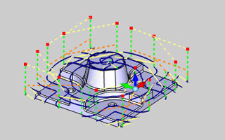 BobCAD-CAM V30  New Feature Move