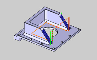 BobCAD-CAM V30  New Feature Replace