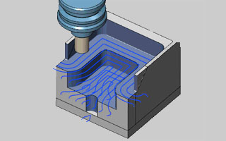 BobCAD-CAM V30  New Feature Dynamic Holder Collision Avoidance