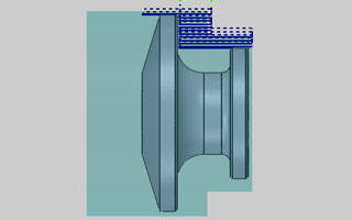 BobCAD-CAM V30 Mill New Trim to Stock