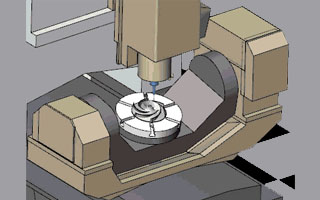 BobCAD-CAM V30 Mill New Highlighting for the Collision Checking Group