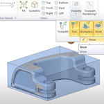 Workpiece Selection for Simulation