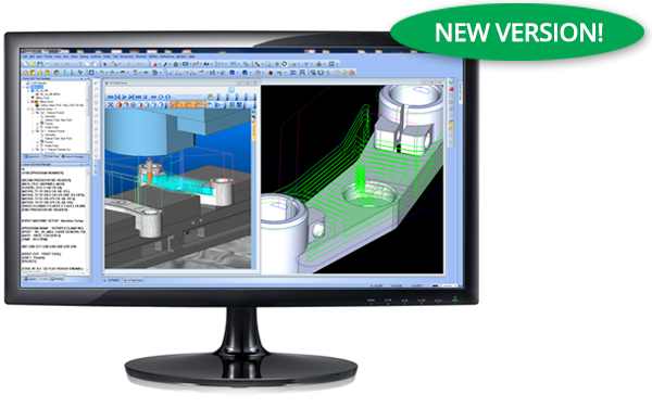 Easy-to-learn and affordable CAD-CAM software reduces programming time by up to 30%