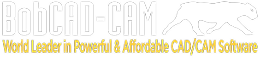BobCAD-CAM CNC Software