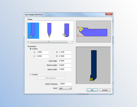 CAD-CAM for 2 Axis CNC Lathe by BobCAD-CAM | BobCAD-CAM