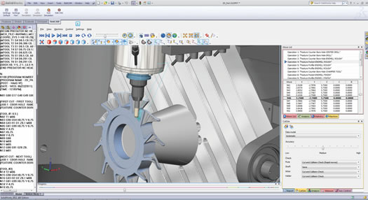 5 Axis CAD-CAM Software