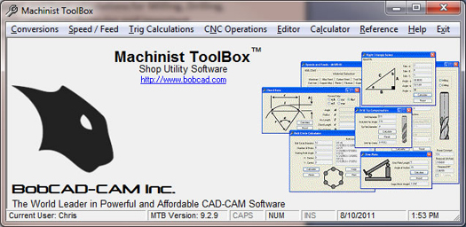 Advanced cnc speed and feed machinist calculator hsmadvisor.