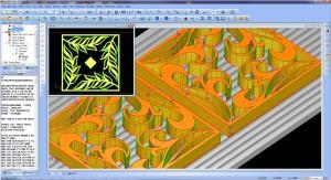 BobCAD-CAM software screenshot