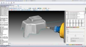 5 Axis Milling CAD/CAM Software