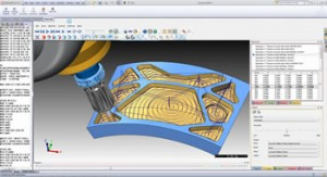 Multiaxis CAD CAM Software
