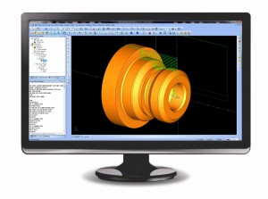 CADCAM Software or CNC Lathe