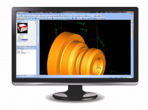Lathe CAD Design Software