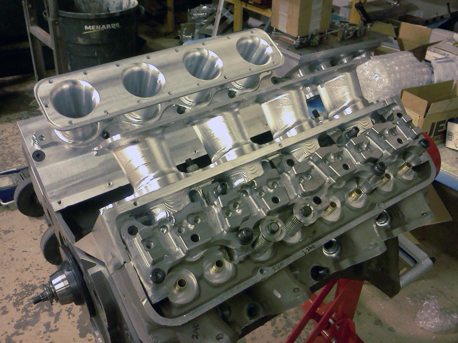 Nascar Ford Engine Intake Manifold Nascar Free Engine