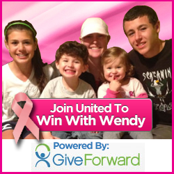 Give Forward United to Win with Wendy
