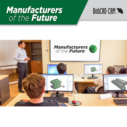 bobcad MOTF cnc education program