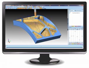 Multiaxis CAD-CAM Software350