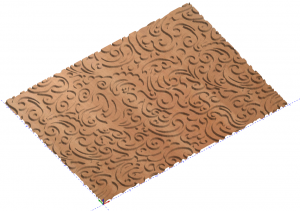 cad-model-embossed-wallpaper