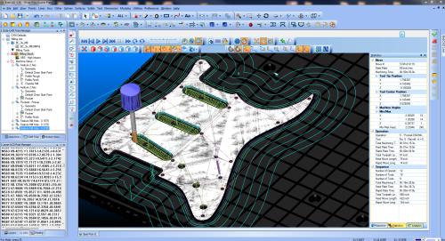 Software for CNC Routers, WaterJet or Plasma
