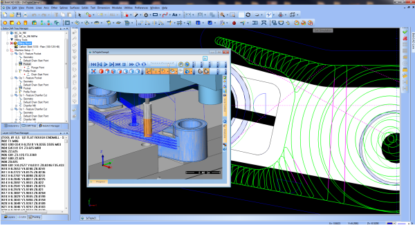 CAD-CAM Software - CNC Machining & The Need for Speed