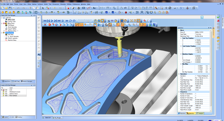CAD CAM Software Improves CNC Machine Productivity in 2014