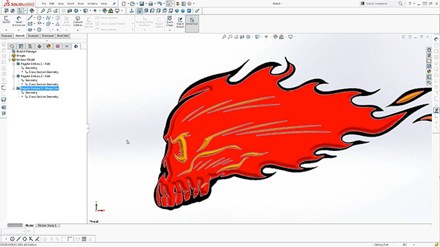 BobCAM for SOLIDWORKS V5 BobART Training DVDs