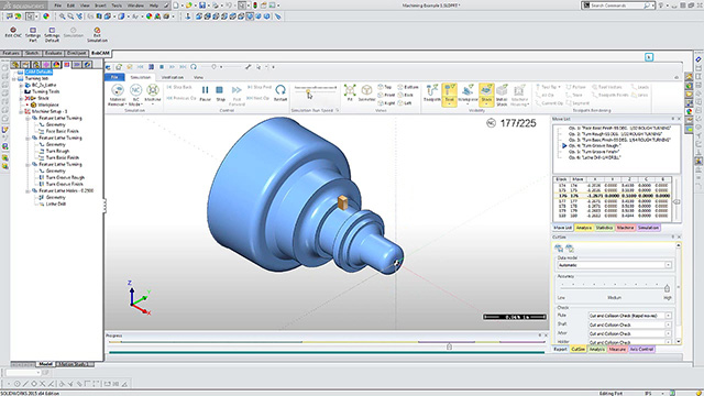 BobCAM for SOLIDWORKS V5 Lathe Training DVD