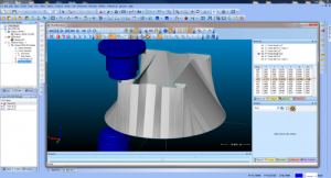 4 axis wire edm cad-cam software