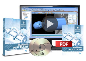 multiaxis cad-cam training videos