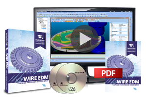 wire edm cad-cam training videos