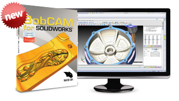 NEW Gold Partner BobCAM V4 for SOLIDWORKS™