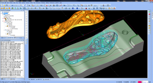 3-axis-cad-cam-sports-shoe-mold