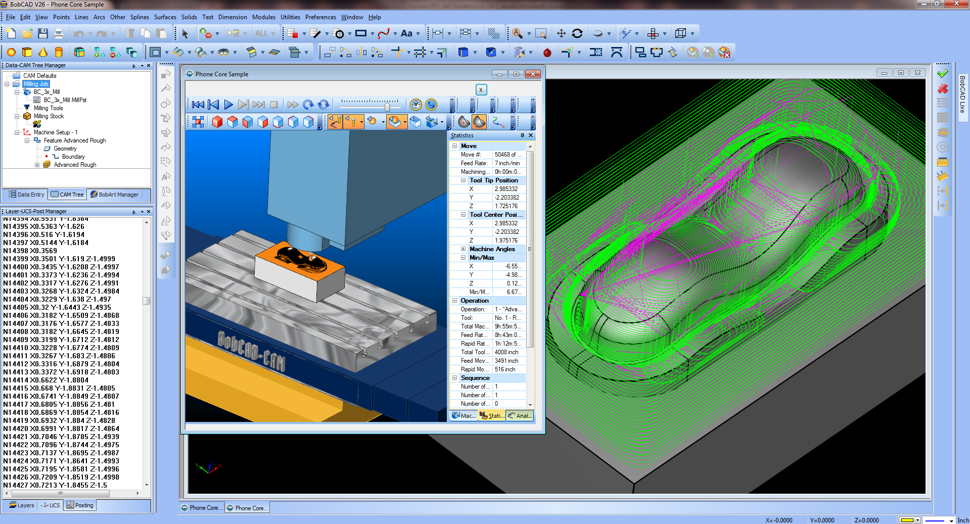 2d versus 3d in cad cam software cnc machine programming for Software cad 3d