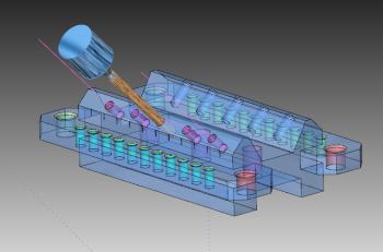 cad-cam hole process350