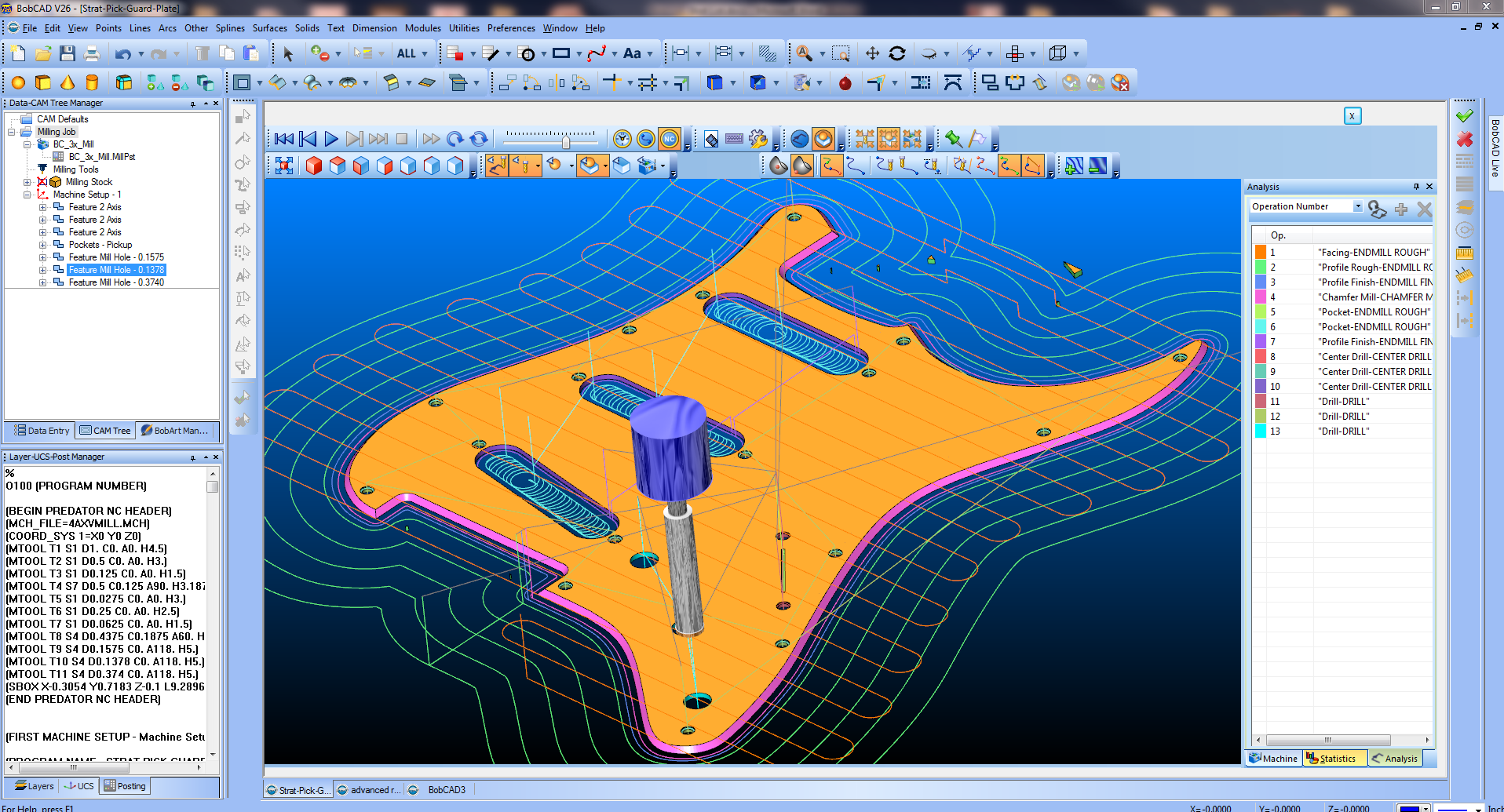 2D Versus 3D in CAD-CAM Software CNC Machine Programming
