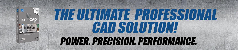 TurboCAD Pro 21 Platinum Edition