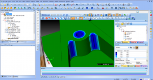 CNC Machinist can detect deviations in their program