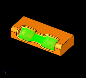 cad-cam_Surface_Basedmorph_between_2_surfaces_Toolpath