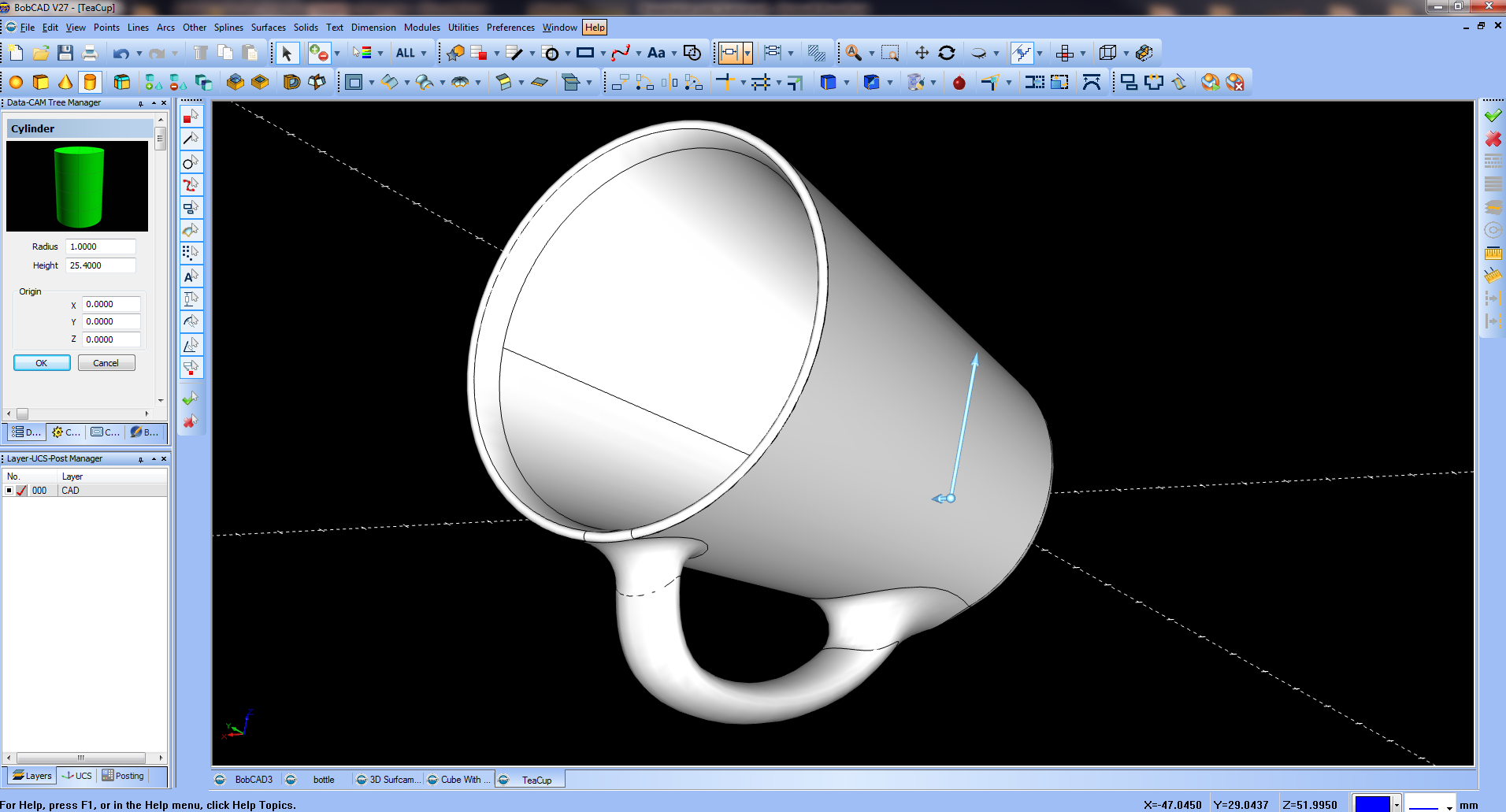 The advantages of cad cam software for 3d printing Free 3d cad software