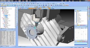 CNC Machine Simulation Proof Toolpaths From Any Angle