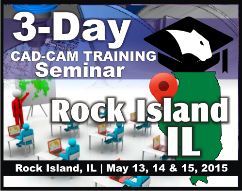 BobCAD-CAM to Offer Certification Seminar in Rock Island, IL