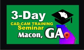 BobCAD-CAM Training Seminars Coming To Macon, GA