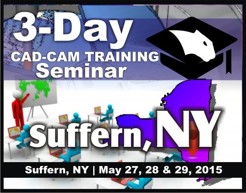 Suffern, NY to Host Upcoming BobCAD-CAM Training Seminar